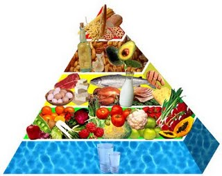 Paleo Food Pyramid